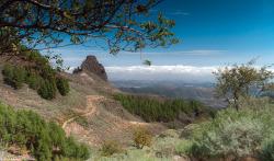 Roque Grande de Tenteniguada
