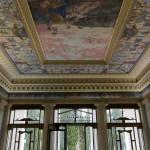 Hol główny pałacu austriackiej cesarzowej Sisi (Elżbiety) w Achillionie