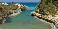 Korfu — trasa nr 1: Sidari — Peroulades – Cape Drastis