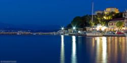 Korfu — leniwe popołudnie na wchodnim wybrzeżu