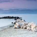 Plaża w Agii Theodorii