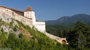 Zamek chłopski Râșnovie